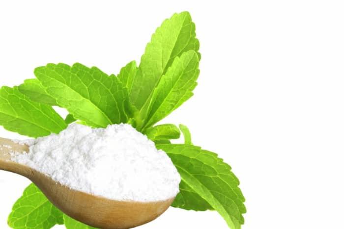 Stevia para dieta cetogenica